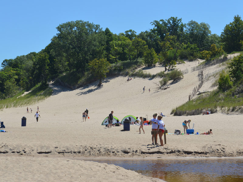 Indiana Dunes State Park – Chesterton, Indiana, U.S.A.
