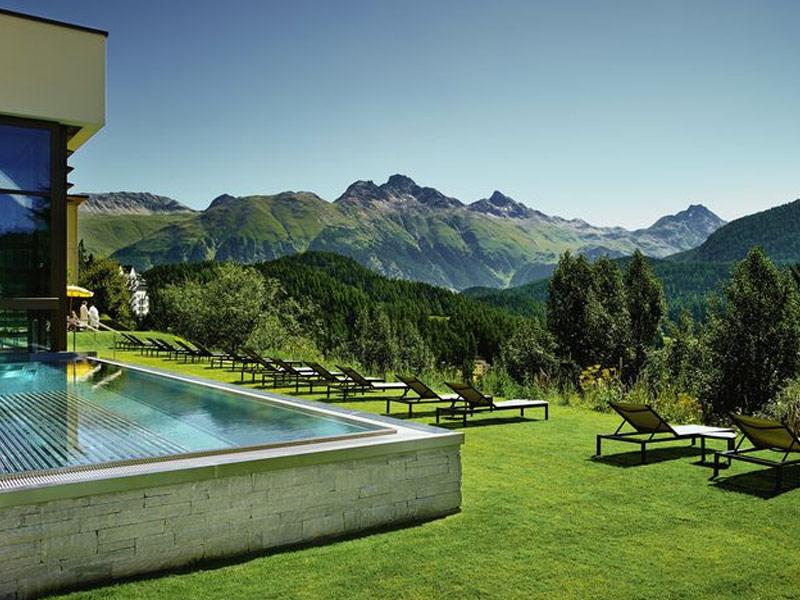 Kulm Hotel and Spa, St Moritz, Switzerland