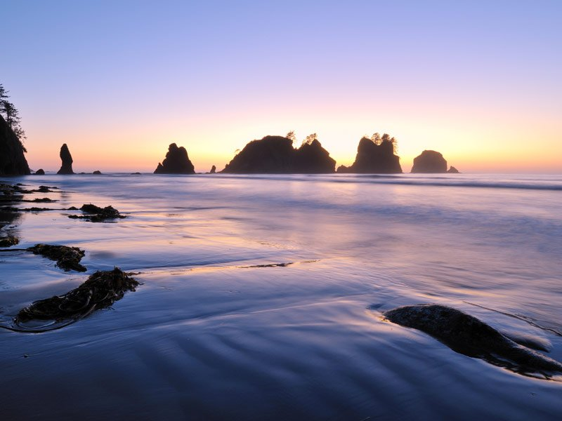 Shi Shi Beach and Point of the Arches