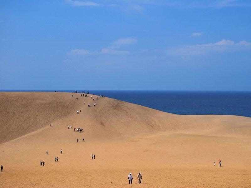 Tattori Sand Dune Japan