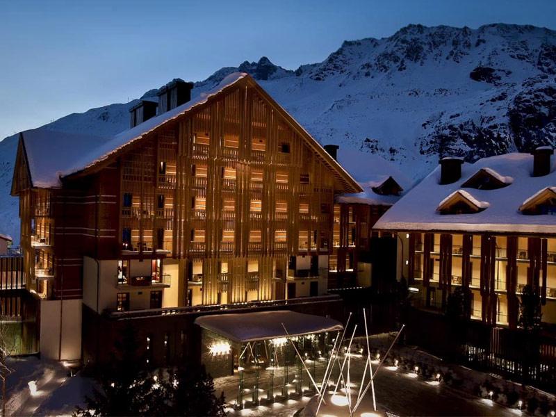 The Chedi Andermatt, Andermatt, Switzerland