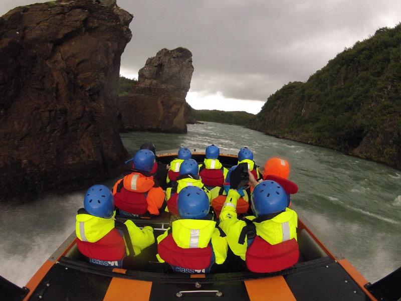 Iceland Riverjet