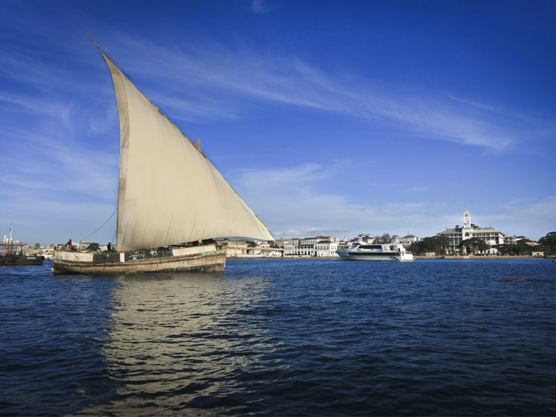 Dhow Safari via Swahili Boat