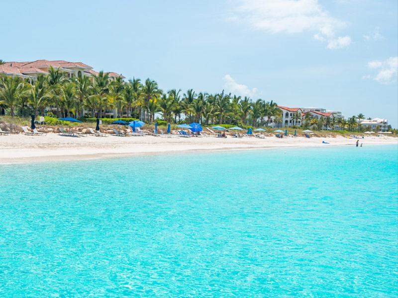 Beaches Turks And Caicos Cake