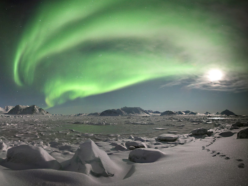 Trapper's Hotel, Svalbard, Norway