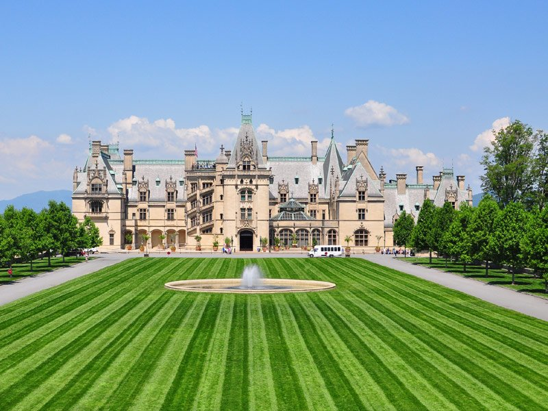 Biltmore Estate, Ashville