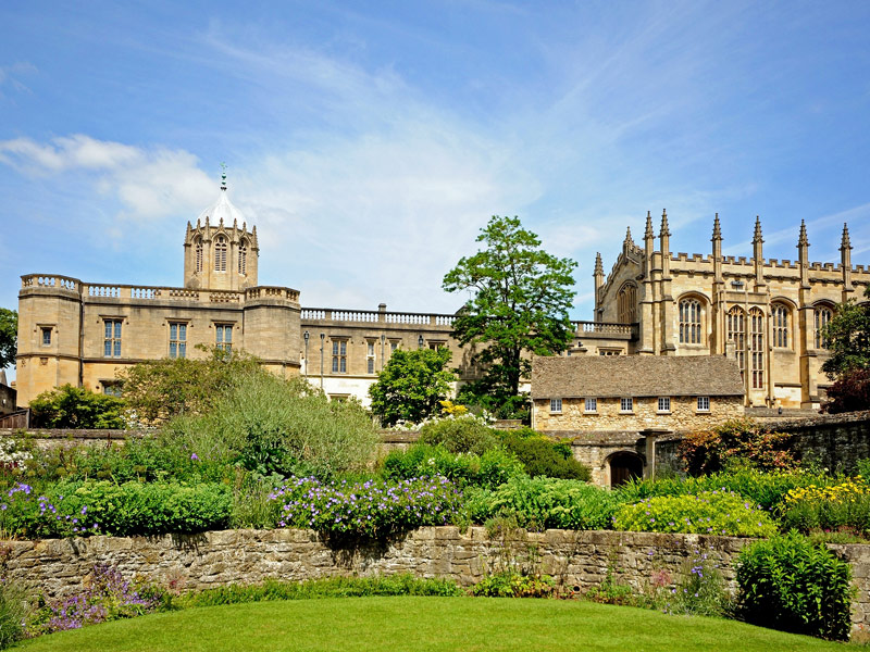 Christ Church College, Oxford, UK