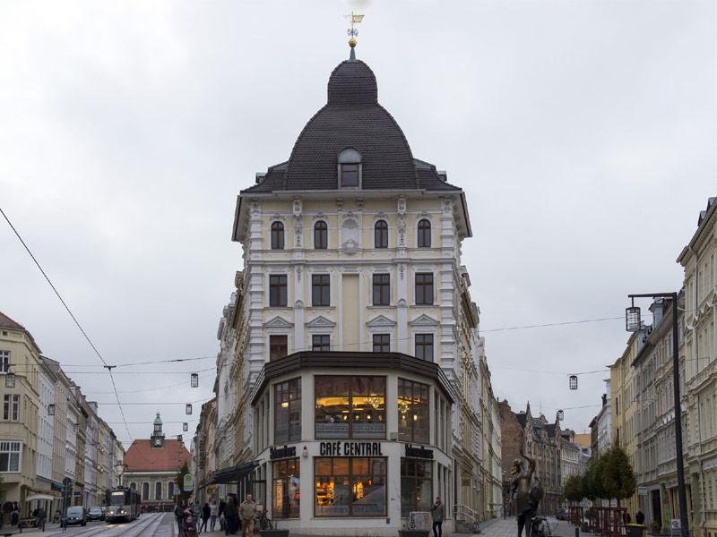Görlitzer Warenhaus, Gorlitz, Germany