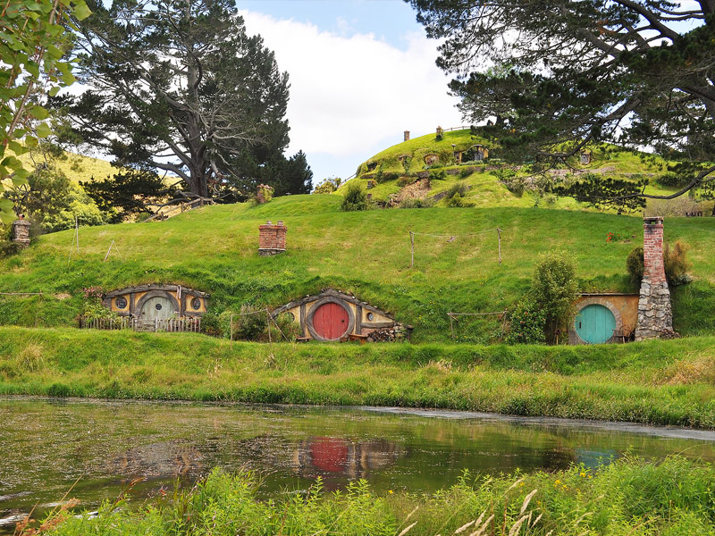 Hobbiton Cottage