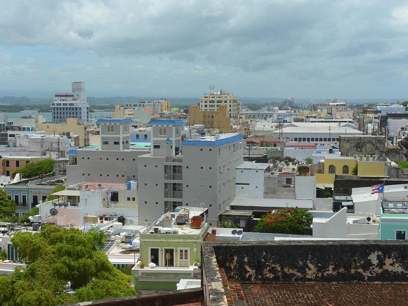 Cadiz Fort, Old San Juan, Puerto Rico