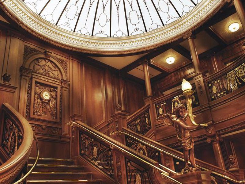 Titanic Museum, Pigeon Forge