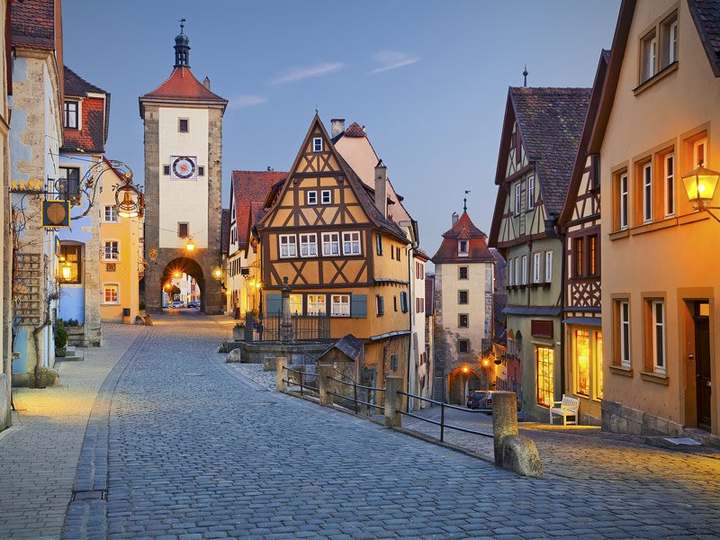 20 of Germany's Most Charming Small Towns