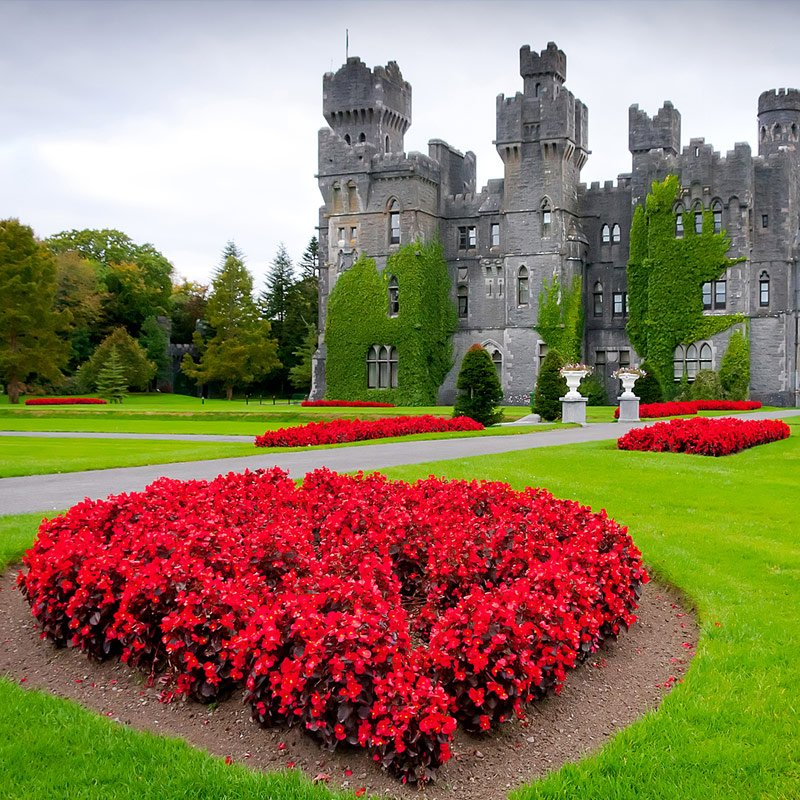 Ashford Castle Wedding: 22 Most Romantic Places In The World To Propose