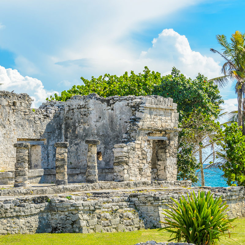 The Mayan Ruins, Tulum, Mexico