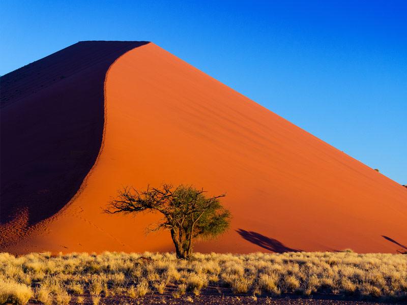 Sossusvlei, Namibia,
