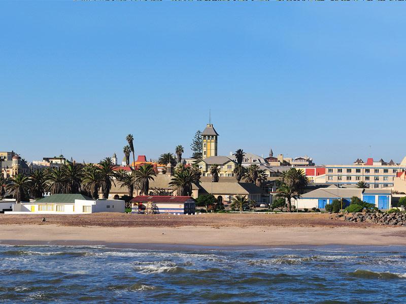 Coastal Town of Swakopmund