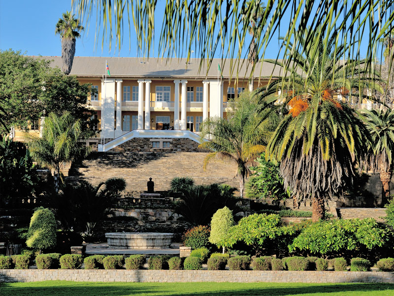Capital City of Windhoek