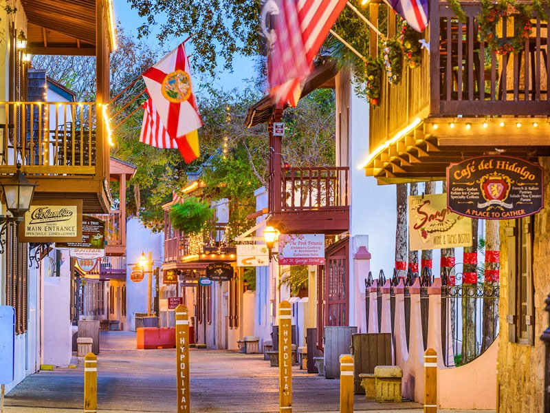Things To Do In St Augustine Florida Tripstodiscover