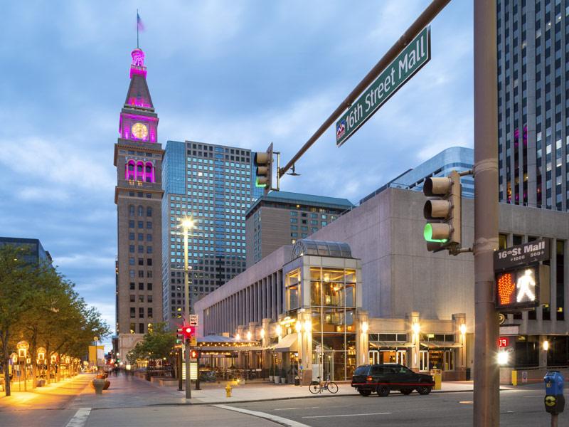 Trung tâm thành phố Denver