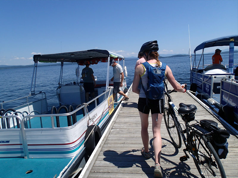 Burlington Bike Ferry