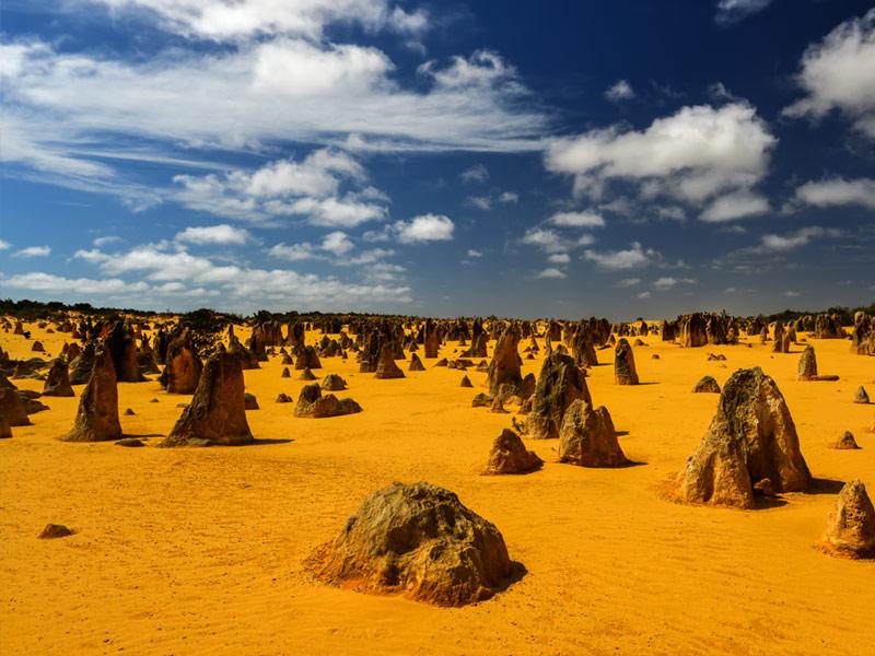 Nambung National Park Western Australia