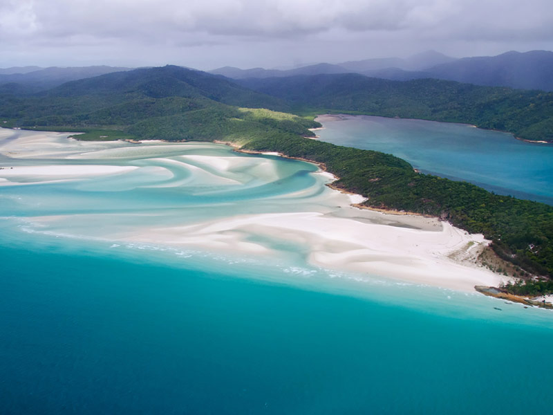 Whitsundays and the Great Barrier Reef