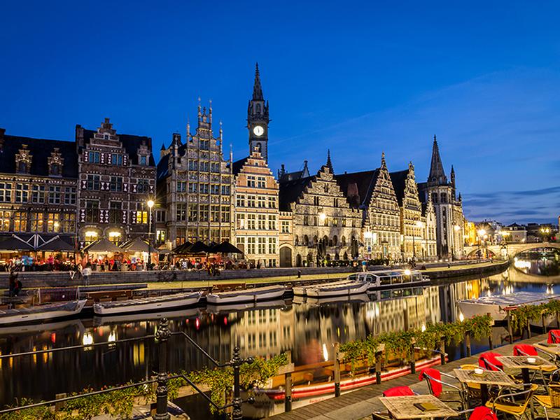 visit ghent belgium