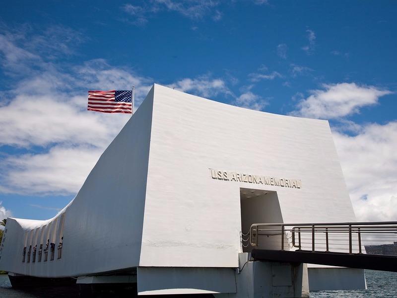 Pearl Harbor & U.S.S. Arizona Memorial