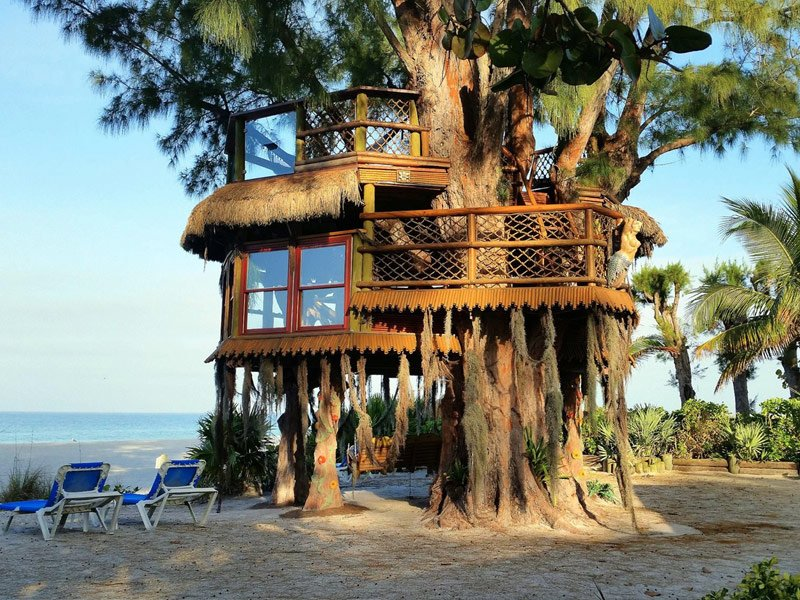 4 Treehouses In Florida That Awaken Your Inner Child