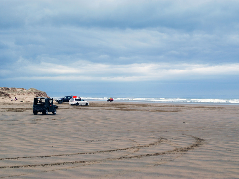 how to visit ninety miles beach