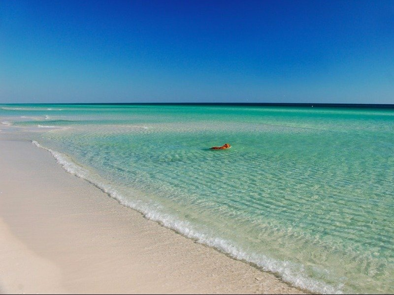 White Sand Beaches In The United States