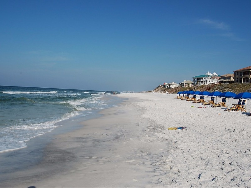 Florida beach town named among the top 5 favorite towns in for Top florida beach towns