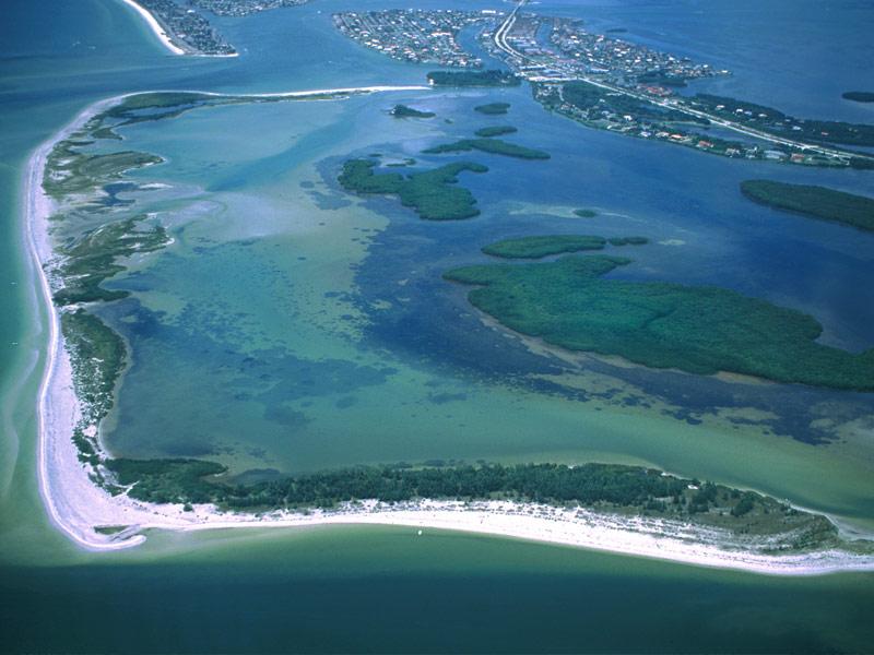 Most Tropical Florida Key Island
