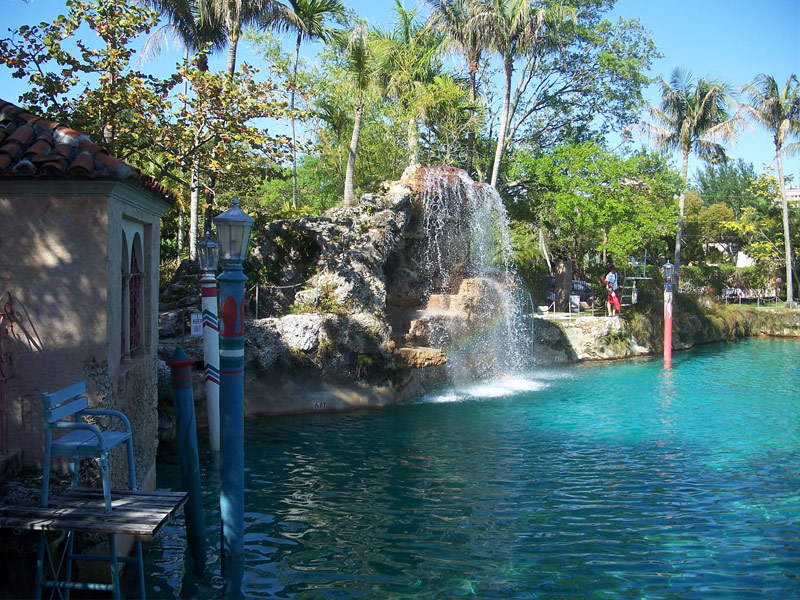 The Venetian Pool, Coral Gables
