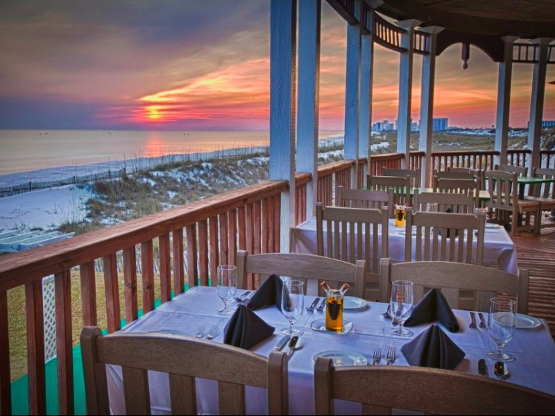 10 Of The Best Beachfront Restaurants In Florida Tripstodiscover