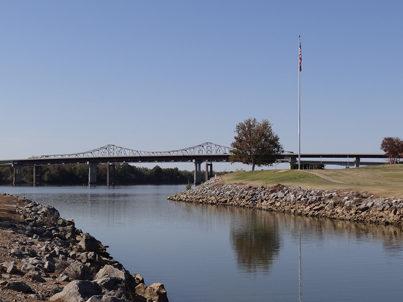 Ditto Landing, Huntsville