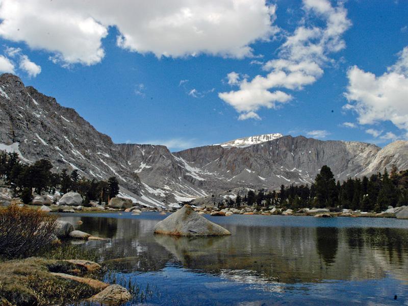 Golden Trout Wilderness Area, California
