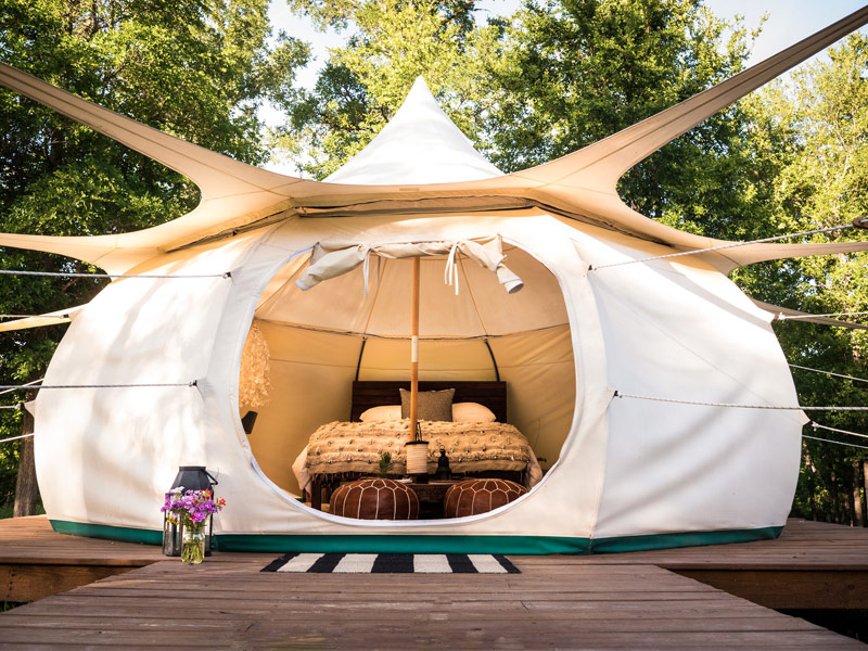 6 Best Glamping Spots in Texas for 2019 (with Photos