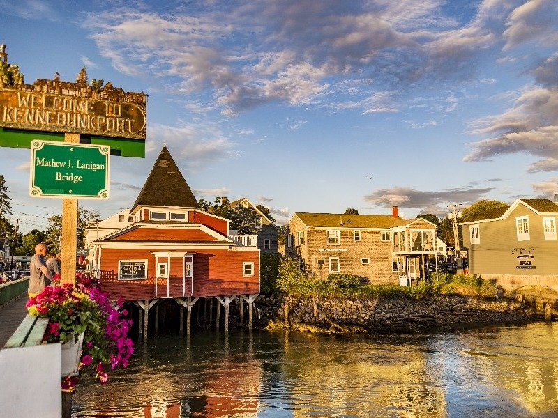 maine kennebunkport places visit bigstock usa tripstodiscover kennebunk
