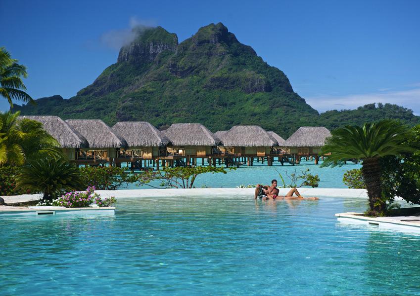 8 Most Romantic Honeymoon Resorts in Bora Bora (2018 ...