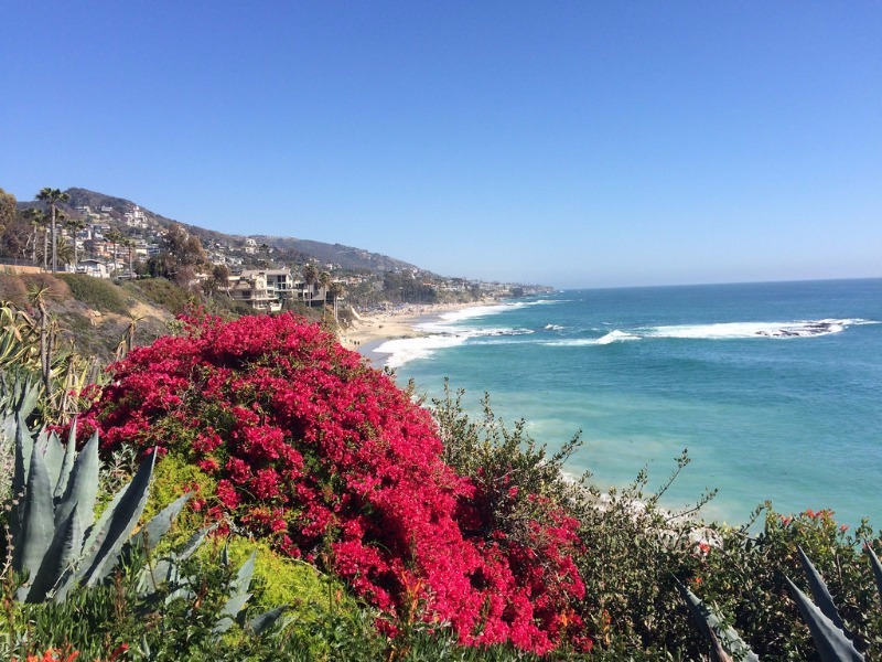 Crystal Cove, Laguna Beach