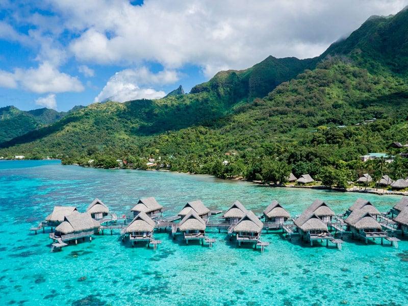 13 Best Honeymoon Resorts In Tahiti And Moorea With Photos