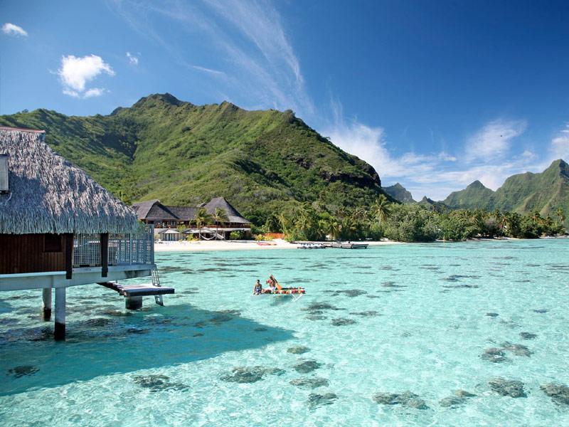 2. Aitutaki, The Cook Islands
