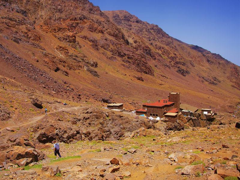 Toubkal National Park High Atlas
