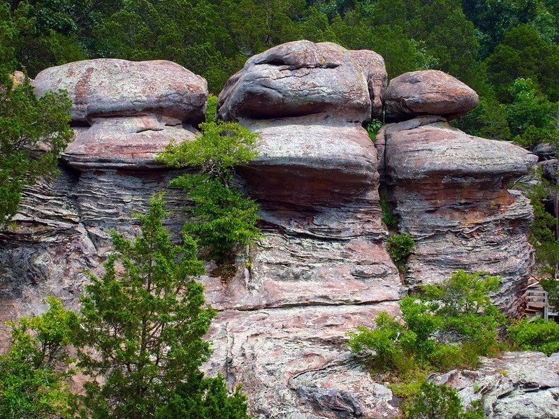 12 of the best places to visit in illinois tripstodiscover - Hotels near garden of the gods illinois ...