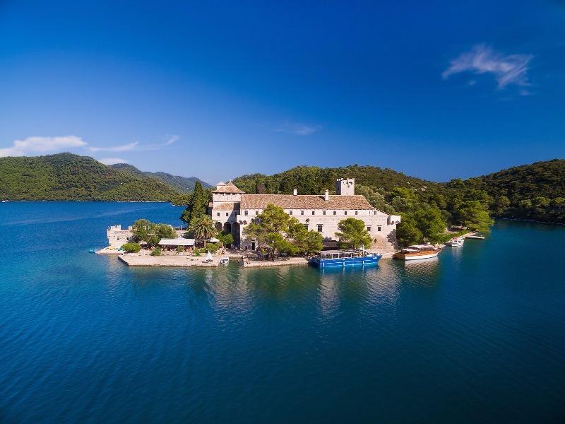 Monastery of Saint Mary, Mljet Island