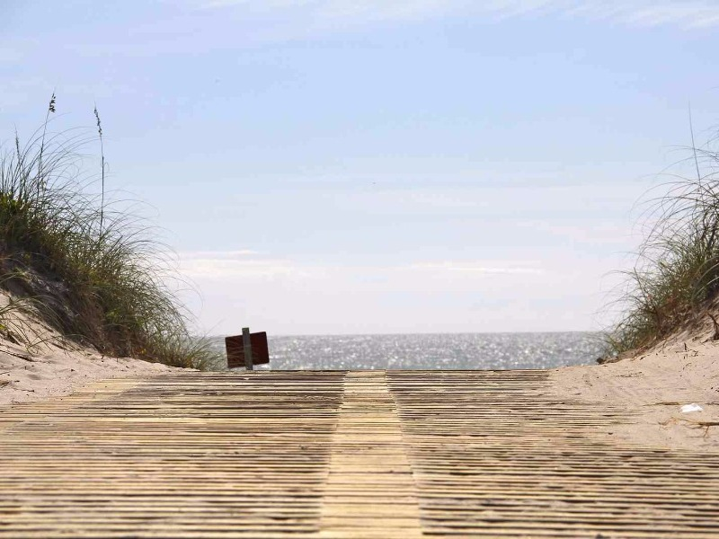 9 Best Places For Beach Camping In NC (Right On The Water