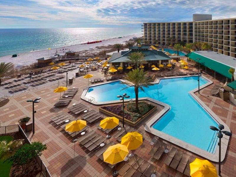 Oceanfront Hotels Destin Fl