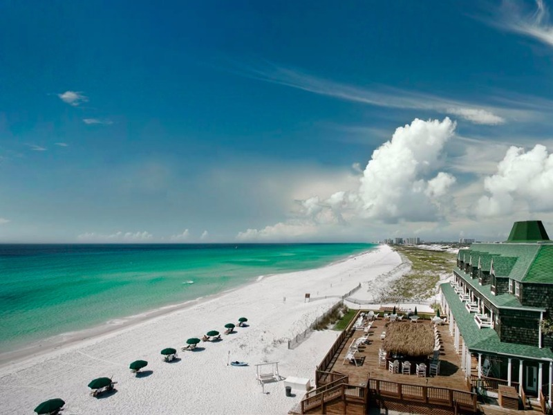 Most Romantic Hotel In Destin Florida