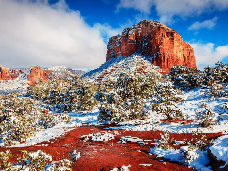 Best arizona winter vacations for Winter getaways in the us